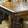 реставрация дубового стола