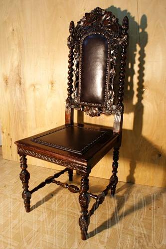 Реставрация резной мебели своими руками видео