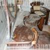 Столешница дамского столика. Реставрация.