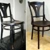 Реставрация венских стульев. Отреставрировать тонетовский стул.