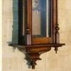 Реставрация корпуса футляра настенных часов.