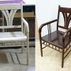 Реставрация простого кресла.
