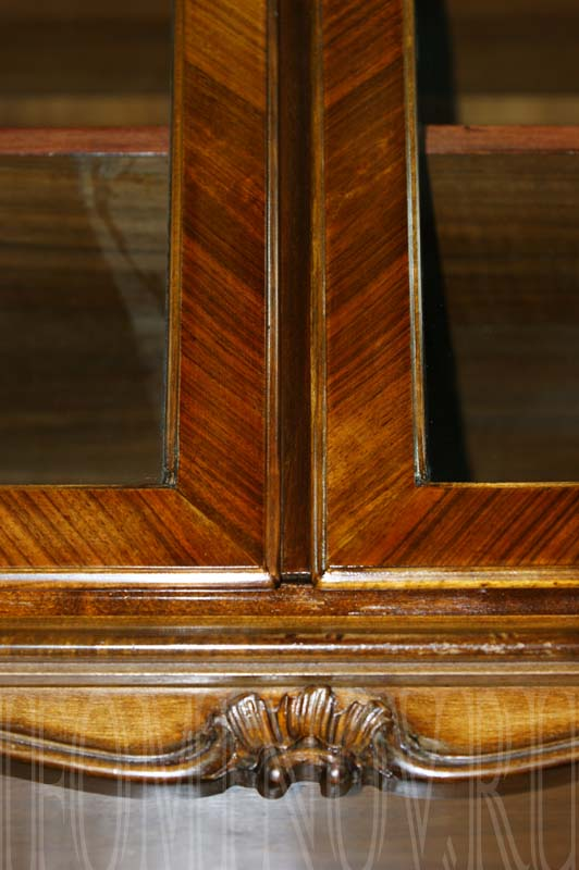 Дверцы буфета 50-х годов