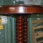 Реставрация геридона, круглого стола