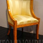 Пример реставрации кресла.