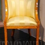 Мягкая мебель после реставрации, СПБ