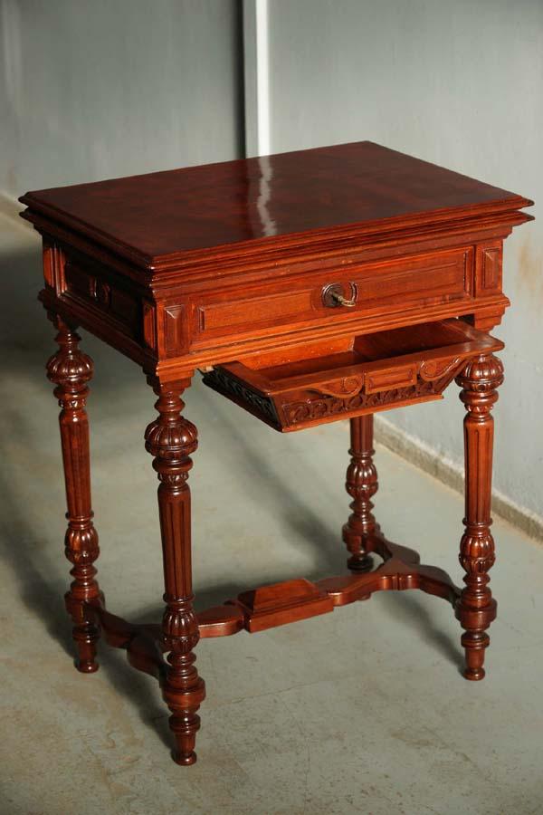 Пример реставрации мебели с фото.