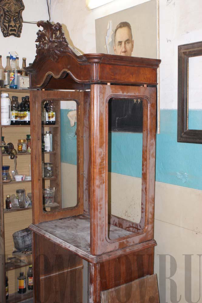 мебель после реставрации до и после фото