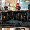 Письменный стол до реставрации