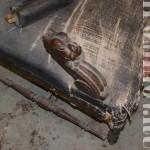 Подлокотник кресла до ремонта