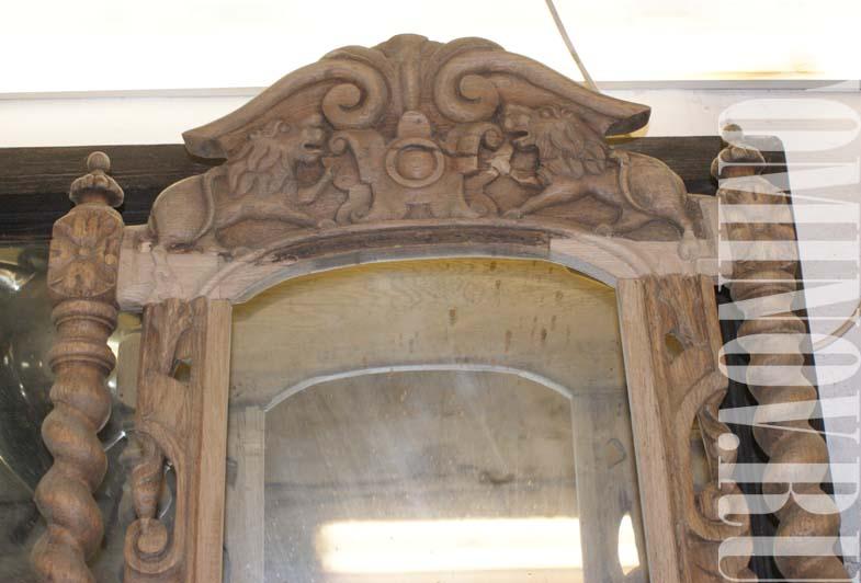 Снятие старого покрытия, новые детали