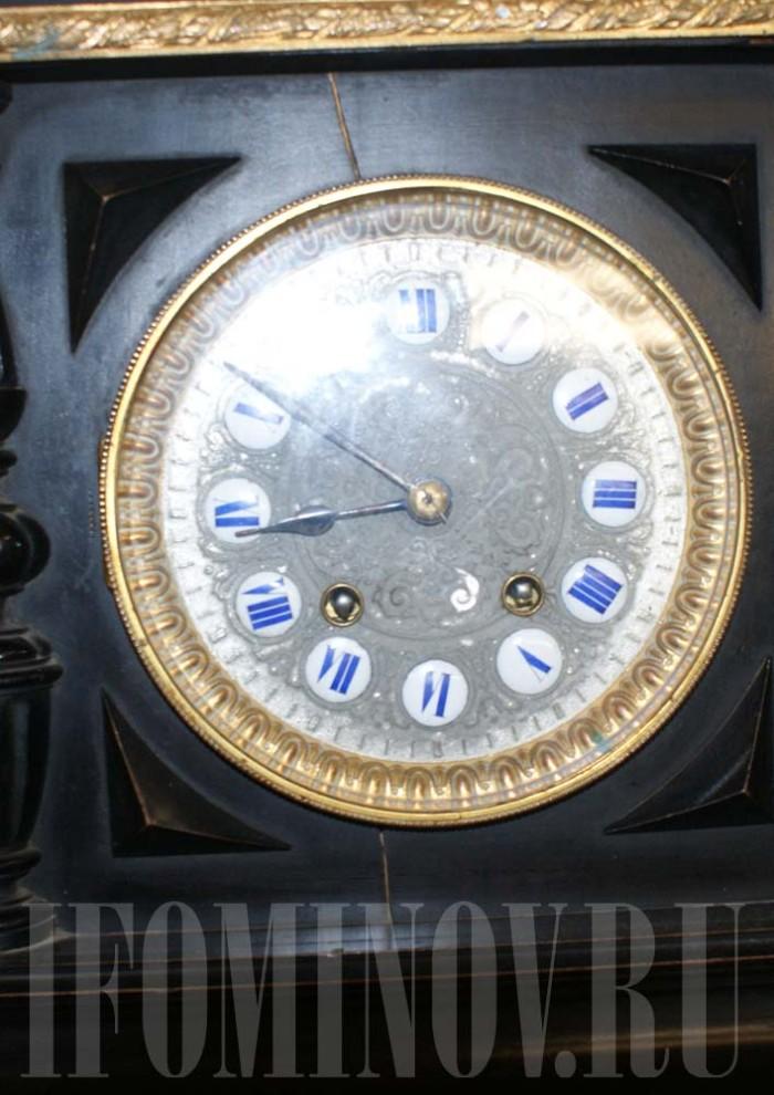Реставрация антикварных часов в Петербурге.