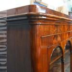 Пример реставрации антиквариата мебели фото до и после