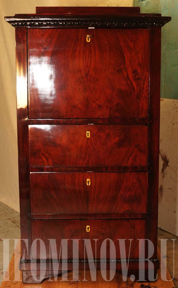 Продажа антикварной мебели реставрация